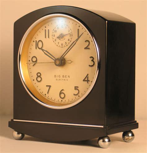 westclox big ben electric alarm clock collectors weekly