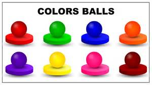 color for toddlers colors for children to learn with balls colours