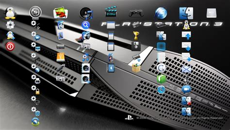 ps3 themes link simply ps3 theme by vasyndrom by vasyndrom on deviantart