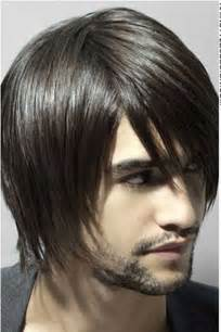 hairstyles for long straight hair guys images