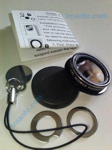 Harga Filter Lensa by Jual Lensa Filter Circular Polarizer Lens Universal