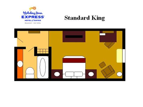 Holiday Inn Express Floor Plans by Holiday Inn Express Beaumont Ca Accommodation