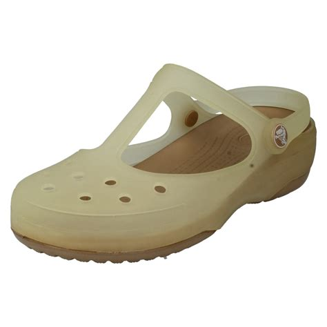 Crocs Maryjane crocs sandals the style carlie womens