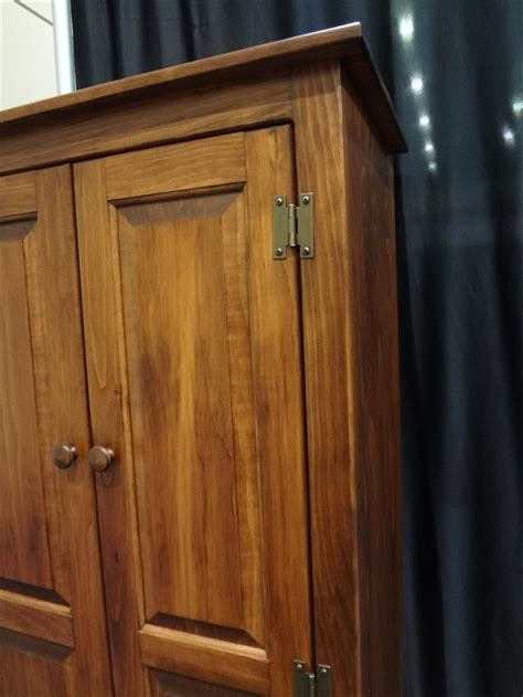 amish pine linen cabinet cupboards cabinets and pine