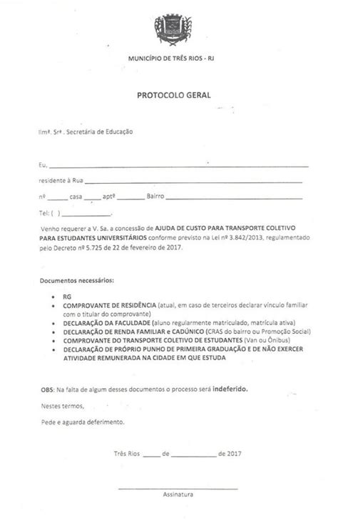 www previdenciasocial gov br comprovante rend para ir ano base 2016 prefeitura de tr 234 s rios oferece aux 237 lio financeiro