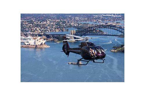 helicopter ride sydney deals