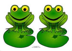 editable frogs template sb5443 sparklebox