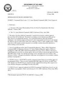 Army Policy Letter Template by Best Photos Of Army Letter Of Intent Exle Army Letter