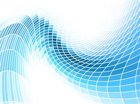 Abstract Blue Waves Backgrounds Abstract Blue Templates Free Ppt Backgrounds And Powerpoint Abstract Powerpoint Templates