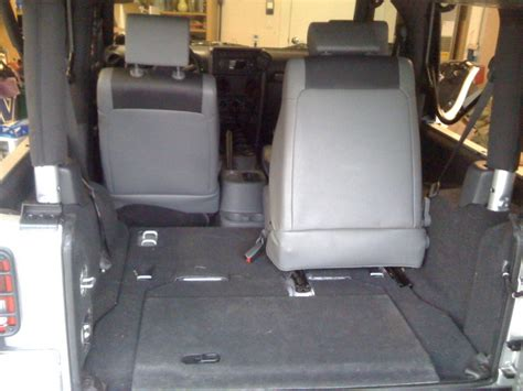 replace bench seat with bucket seats reclining rear seat jeep wrangler jeep wrangler jk rear