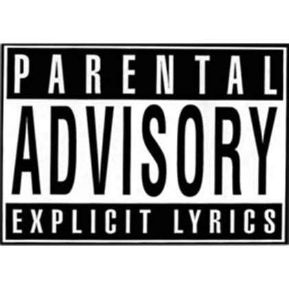 parental advisory png white #43533 free icons and png