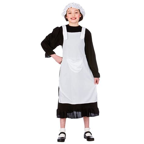 themes for children s clothing kids tudor victorian poor girl peasant maid fancy dress up