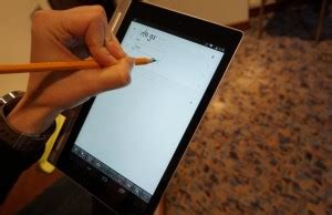 lenovo demos anypen technology on android
