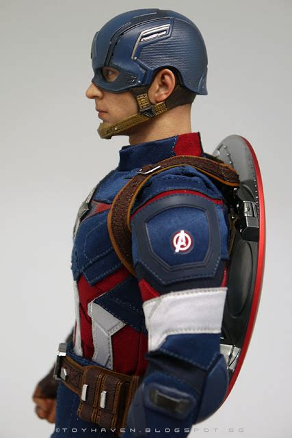 Kotak Pensil Magnetic Captain America The Avangers toyhaven review 1 toys quot age of ultron quot 1 6th captain america 12 inch collectible