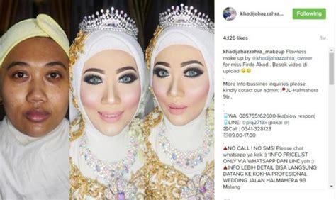 Makeup Khadijah Azzahra 5 fakta tentang khadijah azzahra yang mungkin belum kamu tahu