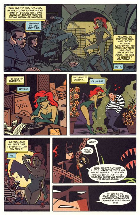 batman robin adventures vol 2 books underrated batman stories part 2 gotham calling