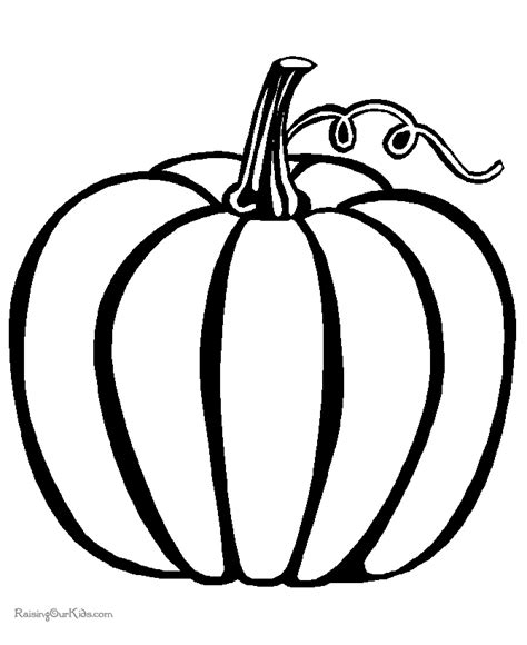 preschool thanksgiving coloring page 002