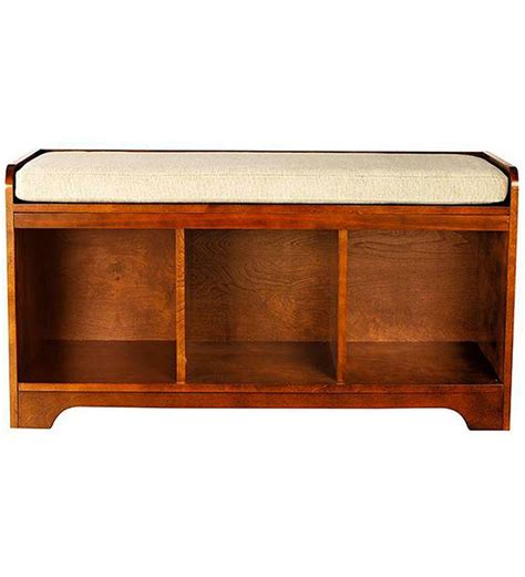 bench with cubbies home decorators collection wellman dark cherry 3 cubby