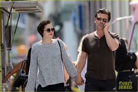 eden brolin trevor josh brolin holds hands with daughter eden in the big