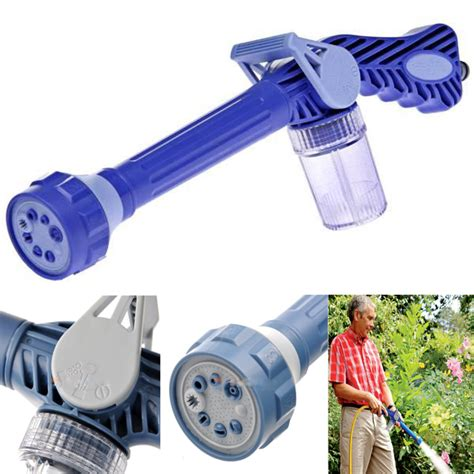 Ez Jet Water Cannon 8 In 1 Water Spray Penyemprot Air Blue 60zbph Ez Jet Water Cannon 8 In 1 Water Spray Penyemprot Air