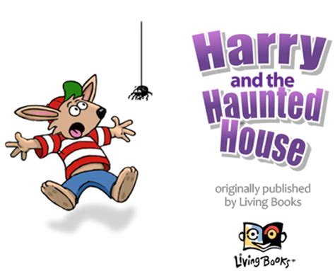 harry and the haunted house – wanderful interactive