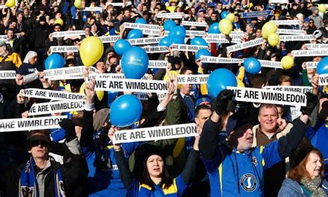 images tagged with afc photos and videos on instagram 28 apr 2018 afc wimbledon the greenfield post