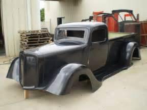fiberglass 1936 chevy truck auto parts, fiberglass hoods