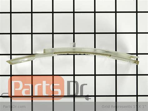 check vent light on whirlpool dryer wp3395196 whirlpool dryer light lens cover parts dr