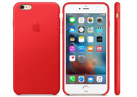 Iphone 6 6s Plus 55 Cover Mocolo Screenguard Tempered Glass apple lancia le cover in pelle product per iphone 6s e 6s plus macitynet it