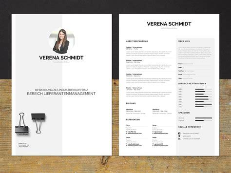 Bewerbung Design Vorlage by Mrs Schmidt Lebensl 228 Ufe Bewerbungen Vorlagen Und