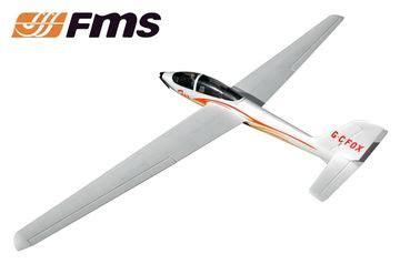 Fms Prop 023 Propeller 845 fox glider 2320 pnp fms
