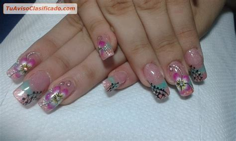 Imagenes De Uñas Decoradas Pinceladas 2015 | search results for unas acrilicas 2015 calendar 2015
