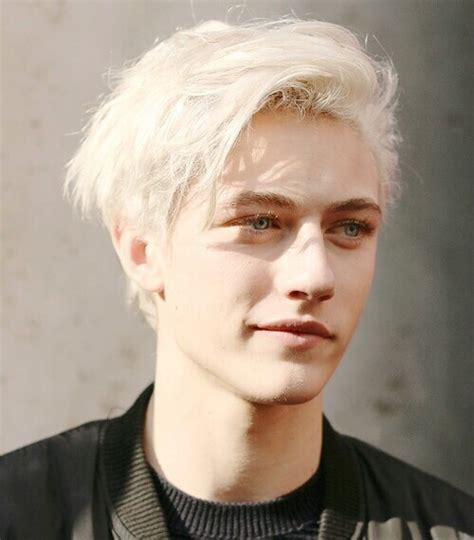 colouring white hair 65 year old man lucky blue smith tumblr image 4098079 by marine21 on
