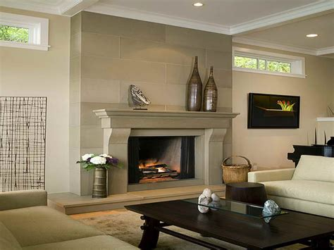 Decorating A Fireplace Hearth by Ideas Fireplace Hearth Ideas With Sofa And Wood Tale
