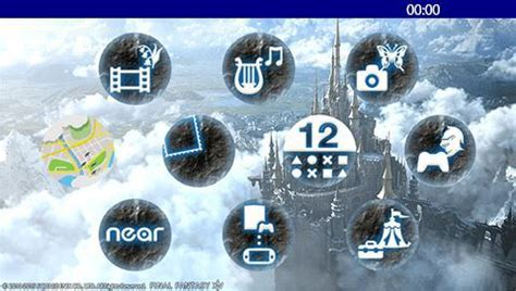ps4 themes release ps4 ps vita and playstation tv final fantasy xiv