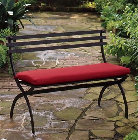 park bench seat cushions 57 best images about colorful bench on pinterest new