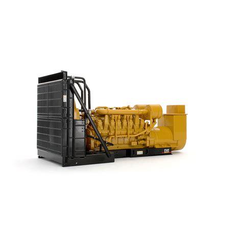 cat 1 25 3516b package generator set 85100 catmodels