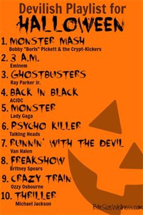 halloween themed songs halloween playlist playlists and halloween on pinterest