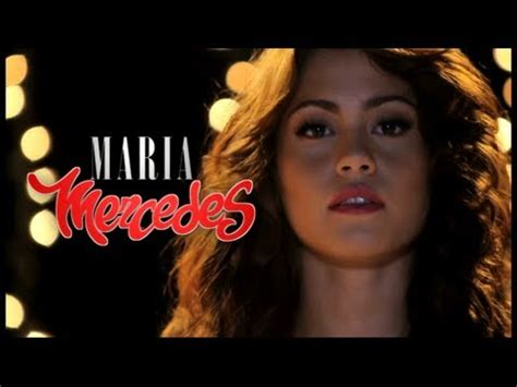 maria mercedes music video youtube