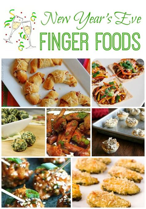 new year finger foods 12 new year s finger foods