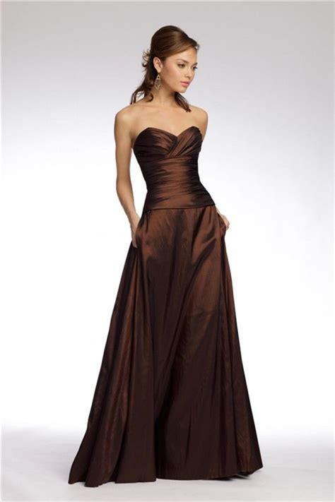 Brown Dress 1000 ideas about brown bridesmaid dresses on