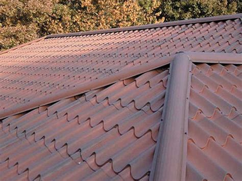 Metal Tile Roof Our Products Information