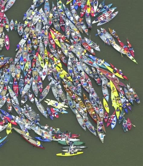 paddle boats hinckley ohio vashon organizer trying for world record in kayak canoe