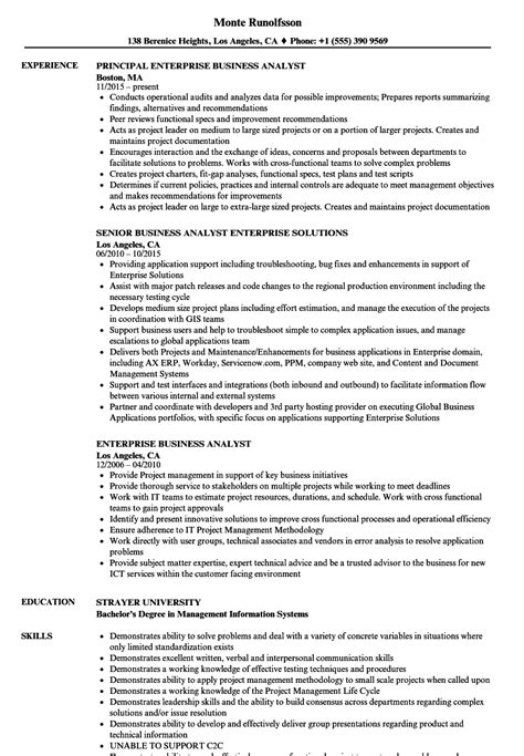 ict business analyst cv sles colorful ict business analyst resume image universal