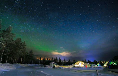 northern lights hotel the best hotels from which to see the northern lights