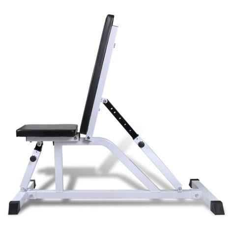buy workout bench fitness workout weight bench w 4 level adjustment buy