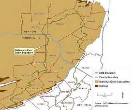 fracking in the delaware river basin 171 conserve wildlife