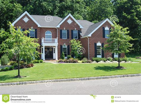 home picture nice house royalty free stock photos image 4074678