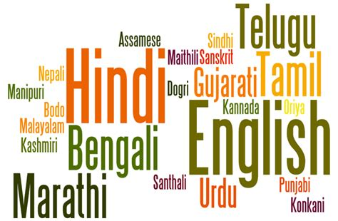 language it language let s learn about india