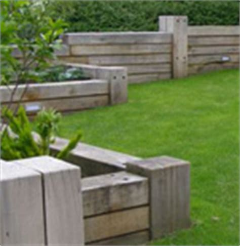 Railway Sleepers Essex by Railway Sleepers Reclaimed And Used Oak Sleepers